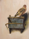 The Goldfinch after Fabritius